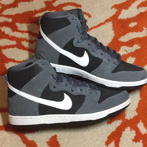 best cheap purchase cheap factory outlets NIKE Men's SB Zoom Dunk High Tops NWT